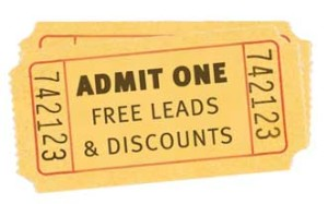 Free Insurance Leads & Discounts