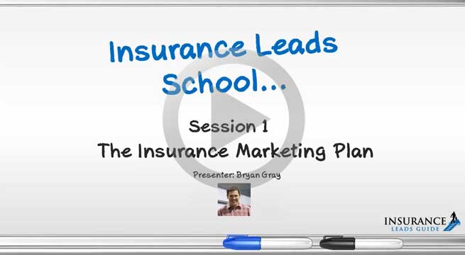 New Insurance Leads School Video Series
